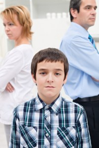 Parenting Help in Orlando - Angry Family