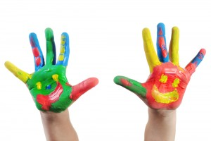 Art Therapy Hands